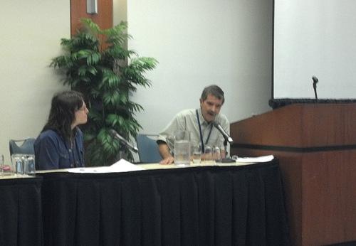 Sasha Davies interviews Paul Kindstedt at ACS 2012