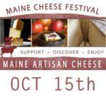 2017 Maine Cheese Festival