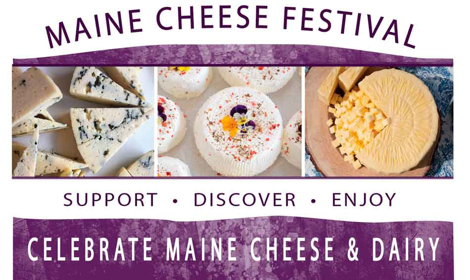 2019 Maine Cheese Festival