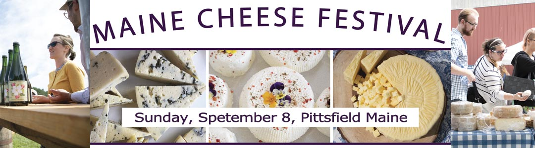 Maine Cheese Festival 2019