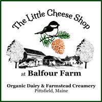 The Little Cheese Shop at Baflour Farm