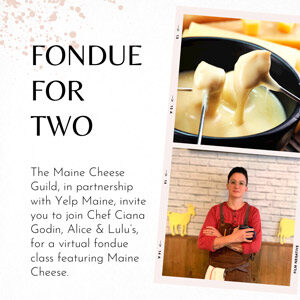 Fondue for Two